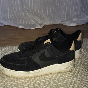 2 times worn AIR FORCE 1